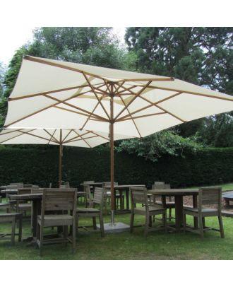 Paraguas de bambú Bambrella Sirocco